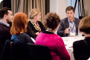 Why roundtable events give you more bang for your buck